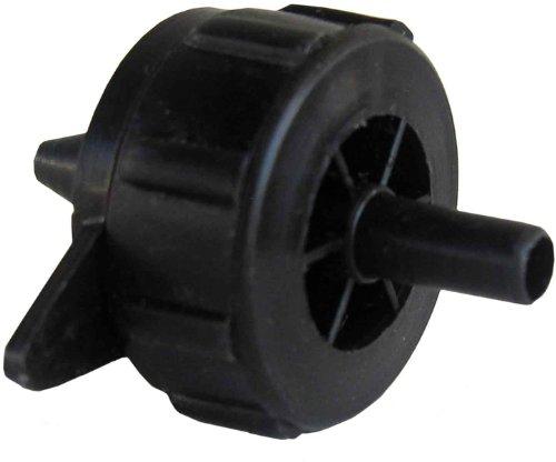 LASCO 15-5614-25 1 Gallon Per Hour Pressure Compensation Turbo Drip Emitter, 25-Pack
