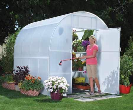 A&A Greenhouse White Plastic Film Polyethylene Covering 4 Year 6 Mil (14ft Wide X 25ft Long) by A&A (Image #4)