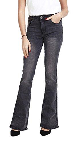 XS Bootcut Jean 2 Femme XXL Toxik3 Veste Pantalon Denim Stretch au et du 8OwPqgTnd