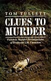 Clues to Murder, Tom Tullet, 0708915213