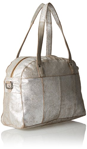 Sacs Pieces menotte Argent Leather Silver Bag Colour Pcmylisia nvZaTxvt
