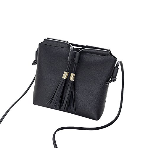 Gray Purse Bag Phone 2018 Bag Satchel Girl Clearance Crossbody Vintage amp; Bag Bag Black Messenger Black Shoulder for Duseedik Coin Handbag Women B0OvR