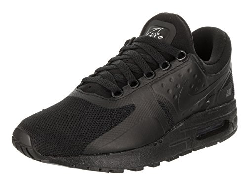 Nike Air Max Zero Essential GS Youth Running Shoes Black/Black-black