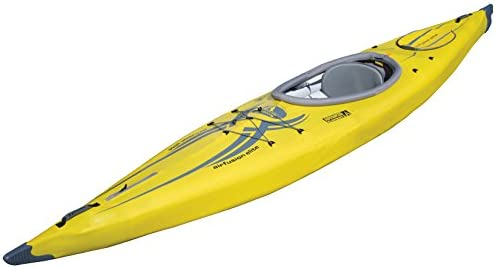 ADVANCED ELEMENTS AirFusion Elite Kayak, Yellow