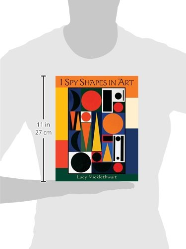 I Spy Shapes in Art
