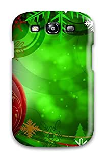Richard V. Leslie's Shop Hot For Galaxy Case, High Quality Christmas Widescreen For Galaxy S3 Cover Cases 2557801K54175635