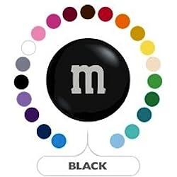M&M's Black Milk Chocolate Candy 5LB Bag (Bulk)
