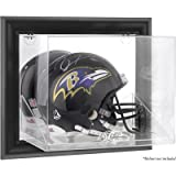 NFL Wall Mounted Helmet Logo Display Case NFL