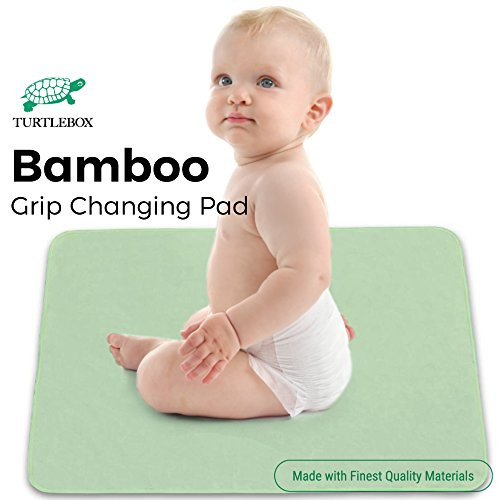 Bamboo Baby Changing Pad | Baby Change Pad, Ultra-Soft, Wate