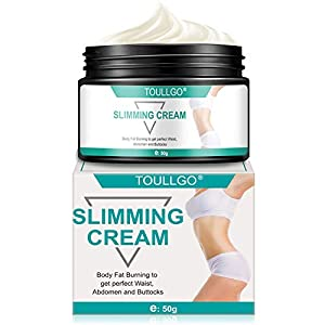 Slimming Cream, Hot Cream, Fat Burning Cream, Best Weight Loss Cream, Slimming Tightening Cream for Shaping Waist, Abdomen and Buttocks, 50g 41u mrhE8TL