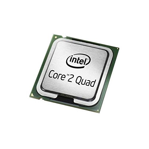 Intel Core 2 Quad Q9550 Processor 2.83GHz 1333MHz 12MB LGA 775 CPU, OEM (Best Motherboard For Core 2 Quad)