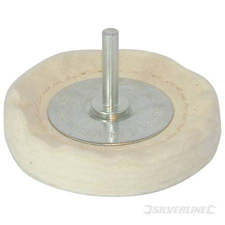 Silverline 675223 Ruota Lucidante a Fogli Sciolti