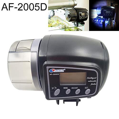 YTCYKJ AF-2005D Aquarium Fish Tank Digital LCD Auto Timer Feeders Pet Feeding Dispenser, Capacity: 50-100g The Perfect One for You by YTCYKJ