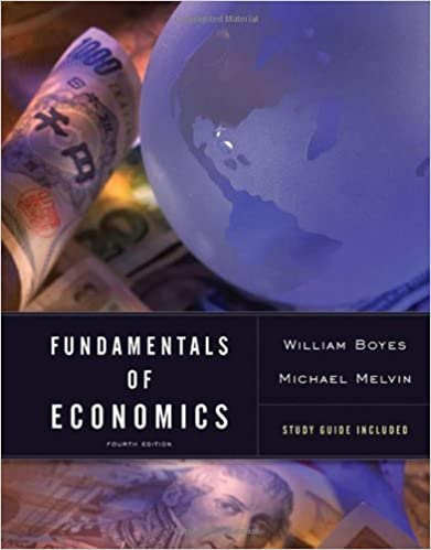 Fundamentals of Economics by William Boyes (2008-01-15)