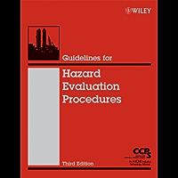 Guidelines for Hazard Evaluation Procedures (English Edition)