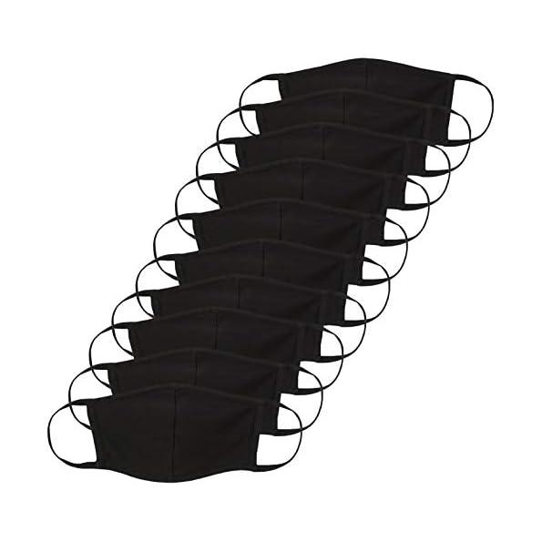 FM-London-wiederverwendbare-Stoffmaske-100-Baumwolle-10-Stck