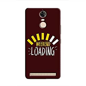 Cover it up Weekend Loading Hard Case for Lenovo K5 Note - Multi Color