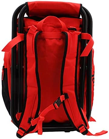 One Size Unisex Adult Rossignol Hero Pro Seat Boot Bag Red