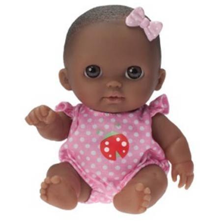 """JC Toys 8.5"""" Lil' Cutesies, Ladybug"""