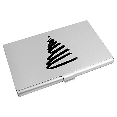 'Abstract Wallet Credit Business Christmas Azeeda Card Tree' Card Holder CH00011706 v8wZdqHd