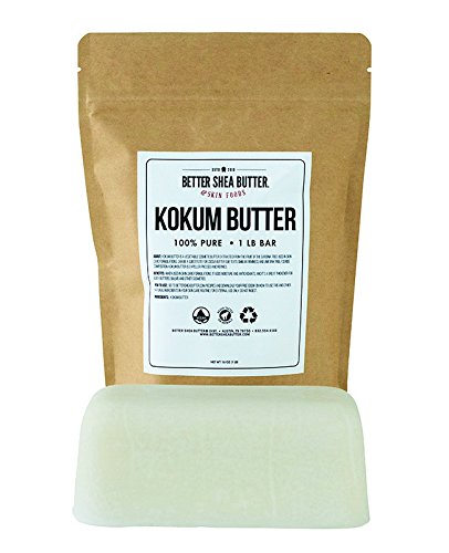Kokum Butter by Better Shea Butter - 8oz