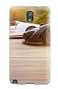 New Style Anna Paul Carter Hard Case Cover For Galaxy Note 3- Top Gear