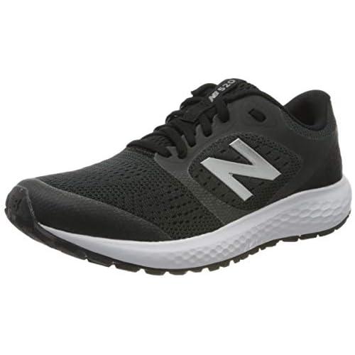 chollos oferta descuentos barato New Balance 520v6 Zapatos para Correr para Mujer Negro Black Lk6 35 EU