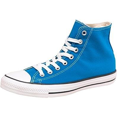 converse bleues montantes