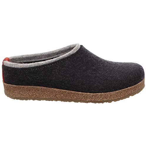 Graphit Mules 277 Chaussons Kris Grizzly Haflinger Femme Gris pwqnYtHt7g