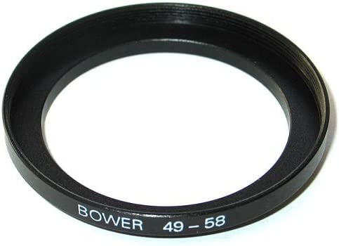 Bower 49-58mm Step-Up Adapter Ring