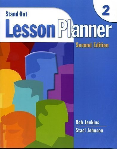 Stand Out Lesson Planner 2, 2nd Edition pdf