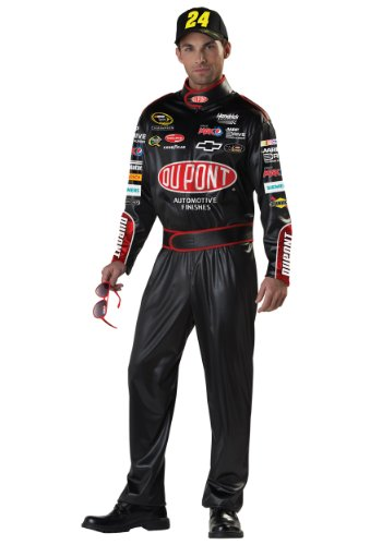California Costumes Nascar Jeff Gordon Costume
