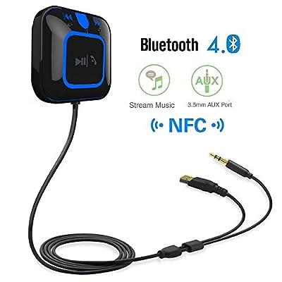 Wireless In-Car Bluetooth FM Transmitter Car mp3 Radio Adapter Car Kit Car Hands-Free Calling & Music Player