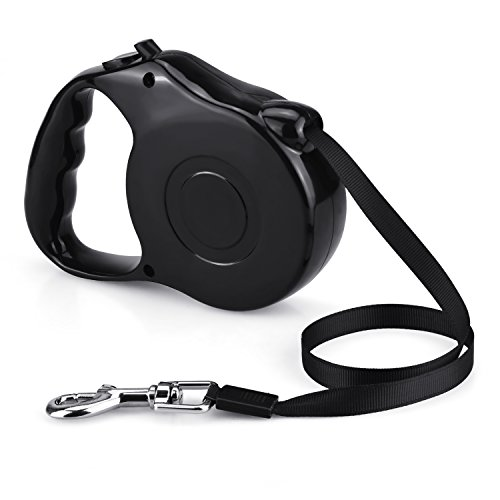 Upgraded Retractable Dog Leash, 16 FT Long Nylo...