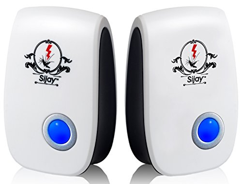 Sijay Ultrasonic Pest Repeller 2 Pack product image