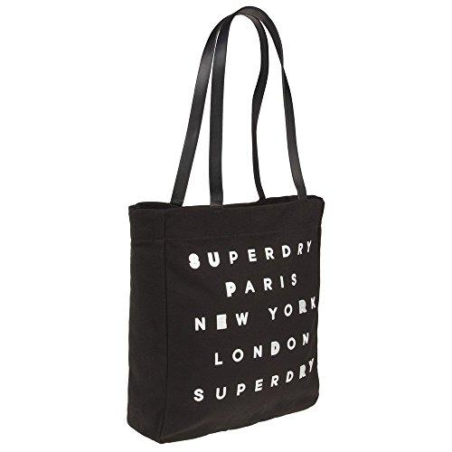 Superdry Etoile Parisian, Women's Backpack Handbag, Rosa (Bubblegum), 32.0x37.0x9.0 cm (W x H L) by Superdry (Image #1)