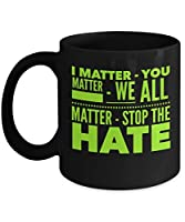 We All Matter Coffee Mug from Gearbubble