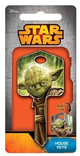 Disney's Star Wars - Yoda Key Blank - UL2 - Blank only, will need to be cut Keys-Cut