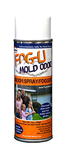 Healthful Home FOG-U Mold Odor Indoor Fogger (12) by HEALTHFUL HOME