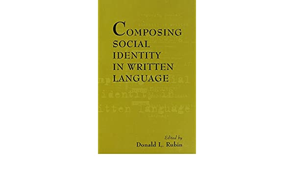 Composing Social Identity in Written Language