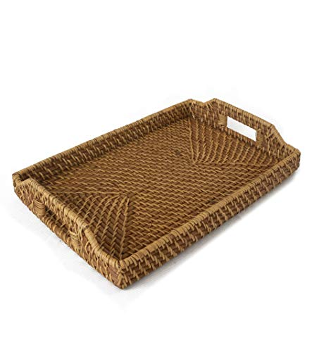 large wicker tray - 4