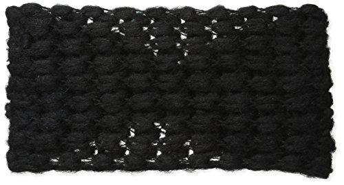Neff Women's Marley Headband with Turban-Style Knot, Black, One Size