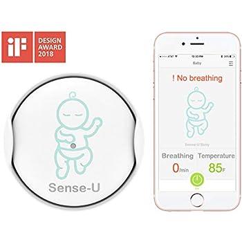 Amazon.com : (2018 New Model) Sense-U Baby Breathing
