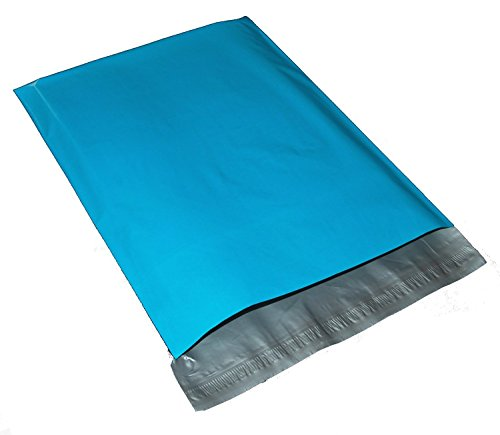 New 1000 6x9 BLUE Poly Mailers Envelopes Shipping Bags By ValueMailers for cheap