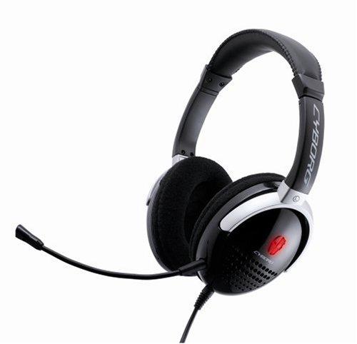 Saitek Usb (Saitek PH06 Cyborg Speedlink Portable 5.1 USB Headset)