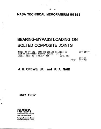 Bearing-bypass loading on bolted composite joints ()