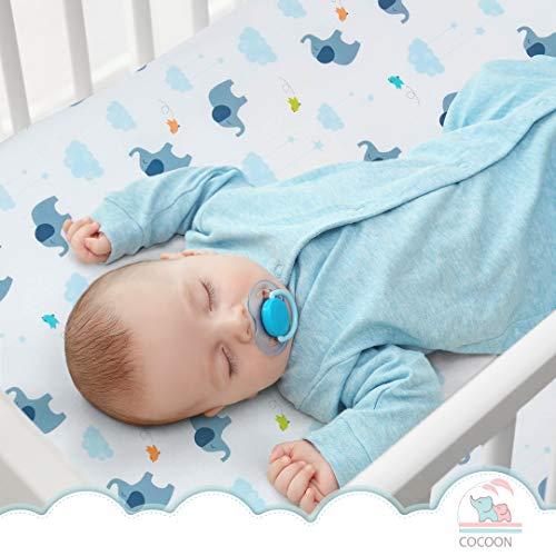 Cocoon Elephant kid Crib Bedding Bedding Sets