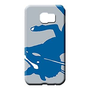 samsung galaxy s6 Sanp On Plastic Snap On Hard Cases Covers cell phone carrying covers indianapolis colts nfl football