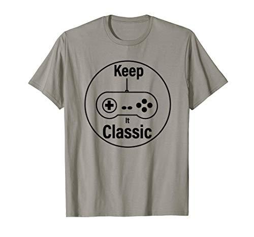 Keep it classic gamer shirt ()