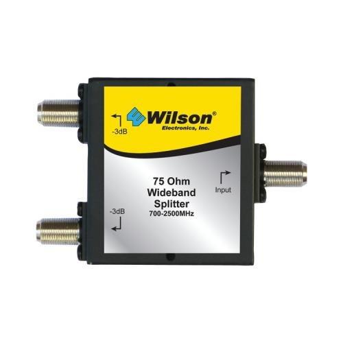 Wilson Electronics - 75 Ohm 2 Port Splitter by Wilson Electronics